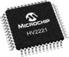 8-Channel Low Charge Injection, Unipolar, Negative High Voltage Analog Switch -- HV2221 -- View Larger Image