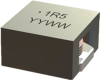 0.22uH, 20%, 1.5mOhm, 35Amp Max. SMD Flat Wire Inductor -- SC2511-R22MHF -- View Larger Image