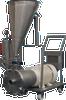 High Speed Powder Induction-Batch Mixer, Vacuum/Pressure Design -- Series 500 SLIM -- View Larger Image