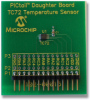 Digital Temperature Sensor PICtail Board -- TC72DM-PICTL