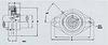 SBFL 2-Bolt Flange Units -- SBFL8G