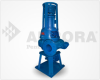Vertical One Stage Solids-Handling Pump -- Model 612 - Image