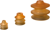 Vulkollan® Bellows Cups, Universal, 1.5 to 2.5 Folds -- SBU2-VU