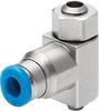 GRLA-M5-QS-4-LF-C One-way flow control valve -- 175056-Image