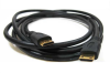 0.5m High Speed HDMI Mini to HDMI Mini v1.3b Cable (1.64ft) -- HDMI-S-005MM - Image