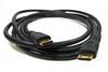 2m High Speed HDMI Mini to HDMI Mini v1.3b Cable (6.56ft) -- HDMI-S-2MM