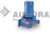 Single Stage End Suction Vertical Close Coupled Pump -- Model 323 -- View Larger Image