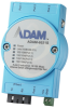 Industrial Switch with 4 10/100 Mbps Ethernet Port & 1 Single-mode Fiber Port -- ADAM-6521S -Image