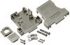 D-Sub, D-Shaped Connectors - Backshells, Hoods -- 626-2199-ND