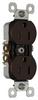 Duplex/Single Receptacle -- 3232-TR - Image