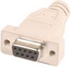 DB9 Female Serial Loopback Adapter -- LB101 - Image
