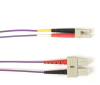 BLACK BOX CORP FOCMPSM-003M-SCLC-VT ( SM FO PATCH CABLE DUPLX, PLENUM, VT, SCLC ) - Image