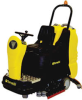 Ride-On Automatic Floor Scrubber -- Tornado BD 26/30