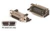 D-Shaped Connectors - Centronics -- H10030-ND