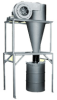 DUSTKOP® Push-Thru Cyclone Dust Collector -- 11N51-D1 - Image