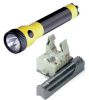 Streamlight PolyStinger® Flashlight, Rechargeable, 12V, Yellow -- 76302