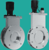 High Vacuum Gate Valve -- Manual, ASA/ANSI Ports - Image
