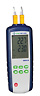 Digi-Sense 2-Input Data Logging T/C Thermometer, Type K/J, NIST Traceable Cal -- GO-20250-02