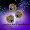 Visible High Power Laser Diode, Ushio-Opnext -- HL6501MG