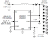 High-Efficiency, 36V Step-Up Converters with T A Derating Option for 2 to 9 White LEDs -- MAX8596