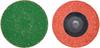 Merit Zirc Plus ZA Coarse TR (Type III) Quick-Change Cloth Disc -- 08834167108 -Image