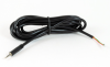 Cable, 1830 mm, 2.5 mm 4C 50-00007 slim audio plug to 5 mm tinned, 28 AWG, 30-00176, shielded -- 10-00340 - Image