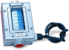 In-Line Flowmeter With Limit Switches -- FL-6100 -Image