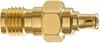 SMA Jack to MCX Plug Adapter -- SMA-MCX J/P - Image