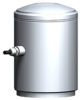 Stainless Steel Compression Load Cell -- CPA