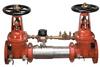 Lead Free* Double Check Detector Assemblies -- Series LFC300, LFC300N