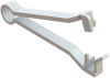Flat Cable Clips & Clamps -- FCLCS