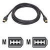 Tripp Lite - IEEE 1394 cable - 6 pin FireWire (M) - 6 pin Fi -- F005-015