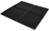 Anti Vibration Pad - Paired Ribbed -- V10R78MD400-24