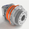 Servo-Gearbox -- SRP Customized Pinion Drive