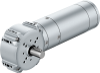 ECI Gear Motor -- ECI-63.40-K1-B00-E75.2/33,3 -Image