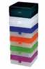 Assorted Color Freezer Boxes, 100 Place, PP, 5/pk -- EW-06755-27 - Image