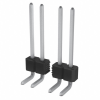 Rectangular Connectors - Headers, Male Pins -- 10082202-405-06LF-ND
