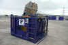 Offshore Containers Products -- Closed Mud Skips / Drill Cutting Bins