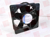 EBM PAPST 4656ZW ( AXIAL FAN, 119MM, 230VAC; SUPPLY VOLTAGE:230V; CURRENT TYPE:AC; FAN FRAME SIZE:119MM; EXTERNAL DEPTH:38MM; NOISE RATING:40DBA; FLOW RATE - IMPERIAL:94.2CU.FT/MIN; FLOW RATE - MET... -Image