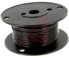 Cable, Coaxial; 26 AWG; 7/34; 0.105 in.; Polyvinylchloride-Type 1; Black -- 70195407