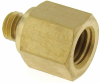 1/4-28 Internal Threaded Adaptor Fitting -- MFA-10-1428 -Image