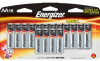 Energizer  Alkaline AA Battery - 16 Pack -- E91LP-16 - Image