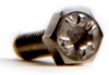Hex Bolt Cap Screw PT Stainless Steel A4(316) DIN931, M8X50 -- M40862A4