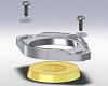 Return Line Flange Kit -- SA-28-16 - Image