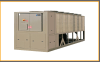 YCIV / YCAV Air-Cooled Variable Speed Drive Screw Chiller