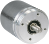 POSITAL IXARC Analog Stainless Steel Encoder -- Analog