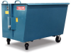 Tall Profile Heavy Duty Industrial Cart -- 254 Series