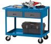 HERCULES Premium Two-Drawer Shop Cart -- 5295400