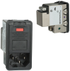 Power Entry Connectors - Inlets, Outlets, Modules -- CCM1380-ND -Image