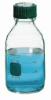 61626-1L - Pyrexplus Brand 61626 media storage bottle w/protective PVC coating, 1 L -- GO-34575-24